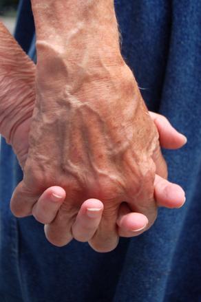Seniorer dater skam også